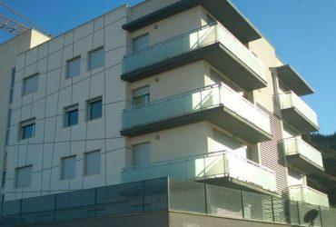 Proyecto ICT C. Flumen Monzon (Huesca)