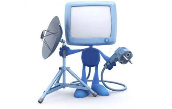 Televisión y Satélite