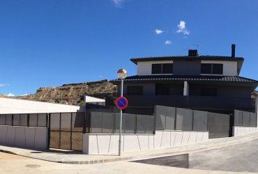 Proyecto ICT C. Rio Huerva Monzón (Huesca)